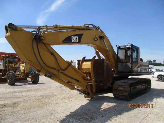 CAT 330BL Track Excavator For Sale in USA | 330BL 6DR05020