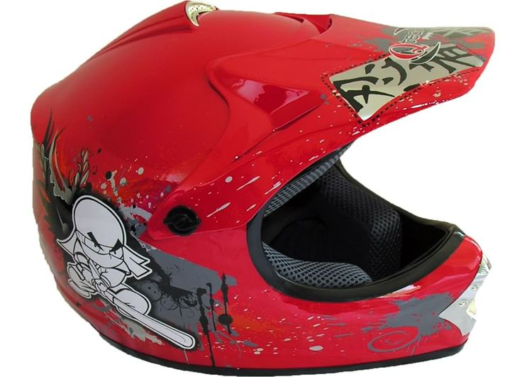 fab kids helmet-4 sizes
