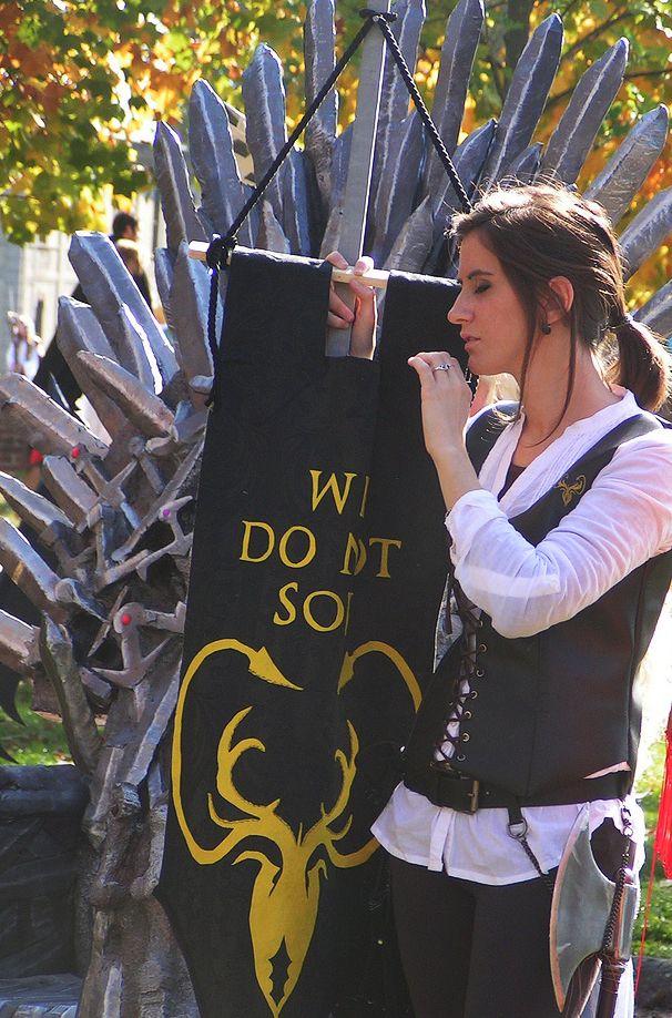 Asha Greyjoy cosplay by CursedMind.deviantart.com on @deviantART
