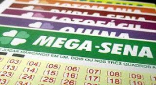 NONATO NOTÍCIAS: CONFIRA O RESULTADO DA MEGA-SENA E OUTRAS DESTE SÁ...