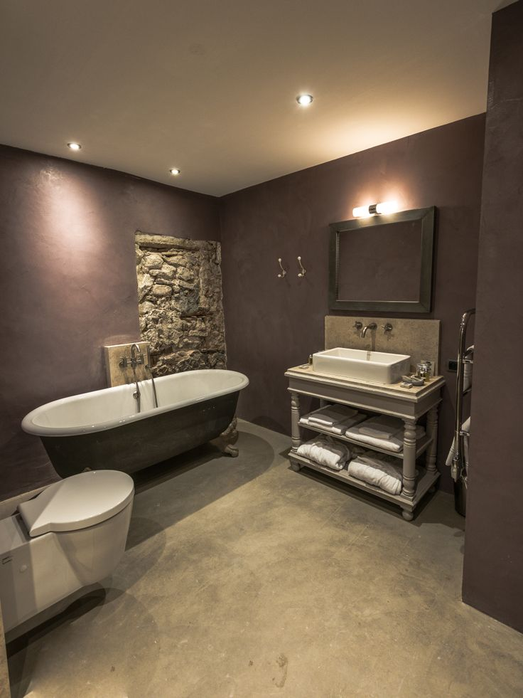 Salle de bain - Chambre Confort #bastideduclos