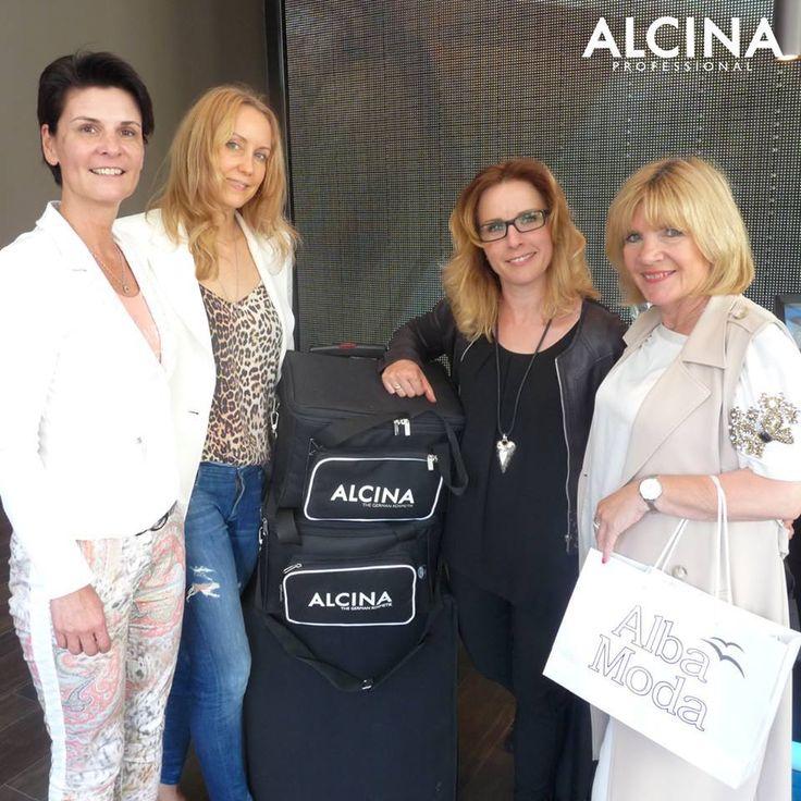 Cantoni for ALCINA. #cantoni #alcina #cantonidoitbetter #cantonilovers #makeupstations