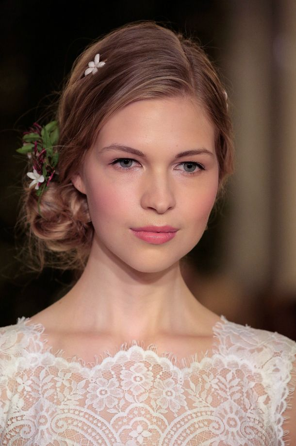 This is the Prettiest Natural Wedding Makeup Ever | StyleCaster