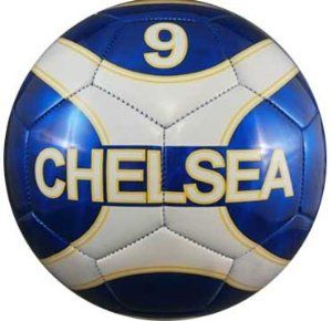Vizari Club Series Chelsea Soccer Balls BLUE 5 by Vizari Sports Usa. $19.49. Vizari Club Series Chelsea Soccer Ball Style : 91620 The Vizari Club Series Chelsea Soccer Ball is part of Vizari s very popular Club Series soccer balls. Uses MST construction and an EVA air mattress. Vibrant holographic laser material. Butyl bladder. Balls may be shipped deflated and must be inflated before using.
