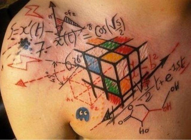 32 smart science tattoos