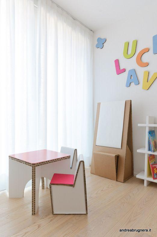 Oltre 25 fantastiche idee su mobili di cartone su for Arredi ecologici