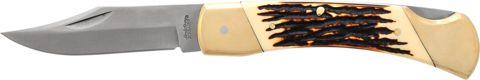 Uncle Henry Papa Bear Lockback Folding Pocket Knife - Taylor Brands