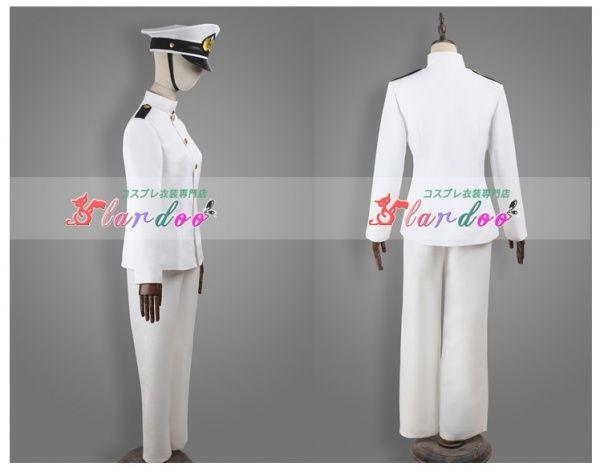 艦隊これくしょん~艦これ~ 戦艦大和  海軍提督風 コスプレ衣装www.lardoo.jp