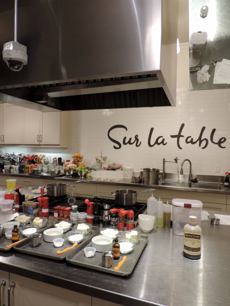 Sur La Table Cooking Class- Located in Copley Place
