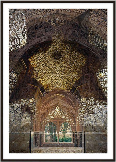 Mirador, 2012, by Roland Fischer. Pelaires Gallery, Palma de Mallorca.