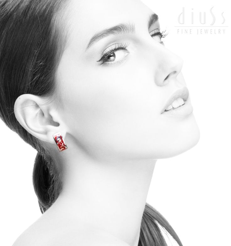 Edua earring by DIUSS Perfect gift for Christmas :)