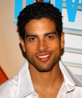 Adam Rodriguez. Look at that crooked smile. Ahhhhhh. Lol. <3