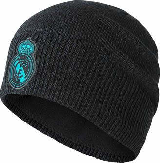 adidas Real Madrid Beanie. Buy it now from www.soccerpro.com