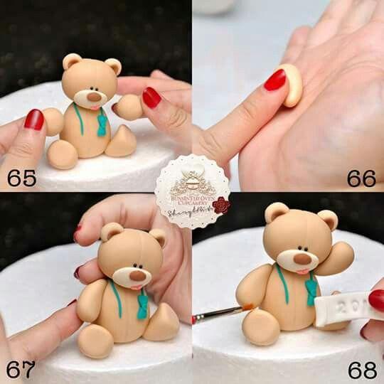 Ursinho biscuit
