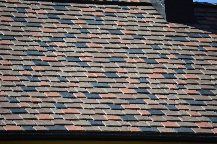 176 best crazy about color images on pinterest advice for Davinci slate roof