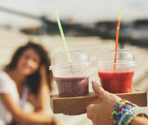 5 reasons you should stop using plastic straws: By 2050, there may be more plastic in the ocean than fish. Do you want to do something to stop it?