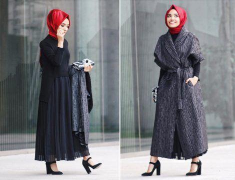 Tesettur Giyimin Seckin Markalari Kayseri Huuri Butik Te Islami Moda Moda Stilleri Giyim