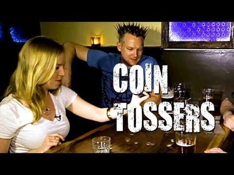 Crazy Coin Trick Will Blow Your Mind! - Scam School