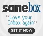Sanebox helps professionals save time on dealing with email. Our algorithms determine the importance of each email to the user, move all unimportant messages out of the Inbox into a separate folder, and aggregate them in a daily digest. Sanebox doesn't require training, there's no plug-ins or downloads, and it works on ANY client and service.