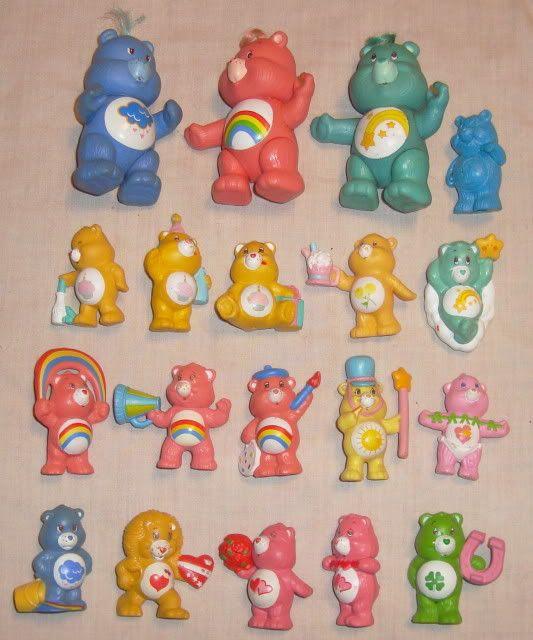 80 u0026 39 s care bears toys