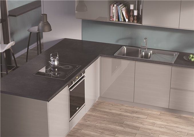 Egger Kitchen Worktops F081 St82 Pegasus Anthracite A
