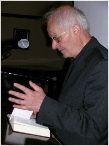 Jelenits István előadása Jónás könyvéről Szombathelyen - Szombathelyi Egyházmegye