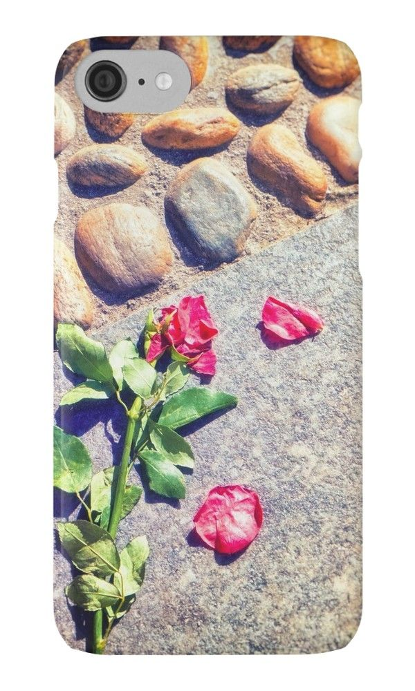 End of a love by Silvia Ganora #phonecases #iphonecase #galaxycase #love #rose #flower #nostalgia #nostalgic #melancholy #redbubble