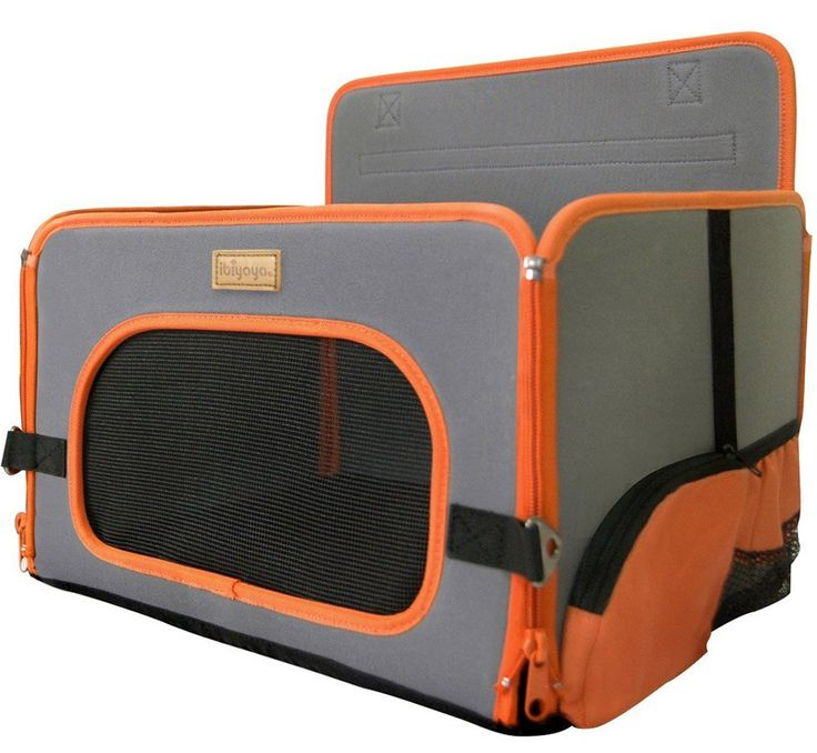 Lookout Dog Car Seat by PetZip for Traveling