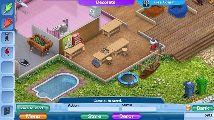 #virtualfamilies2 #game #vf2room #roomidea #vf2 #fun