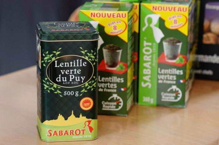 Depuis presque 100 ans, Sabarot propose une gamme de produits de qualité répondant aux envies des gastronomes.