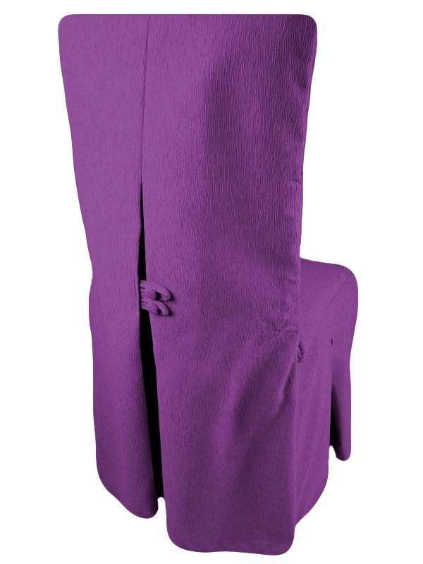 Panama Purple Chair Cover - pennie.gr