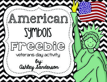 American Symbols {Veteran's Day Freebie}