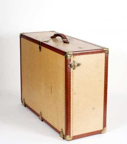 1930s Louis Vuitton Travelling Writer's Case, £10,500.00 at Vintage Seekers.