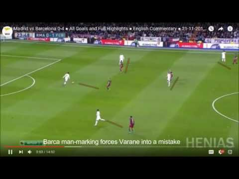 Real Madrid vs Juventus How Juventus will attack Real Madrid Defense - T...