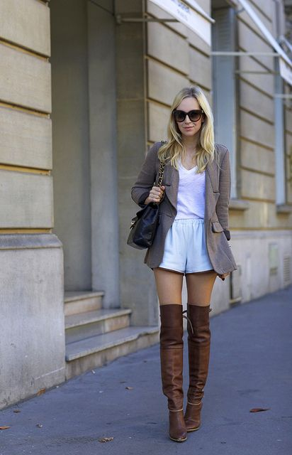 148 best images about Over The Knee Boot on Pinterest | High boots ...