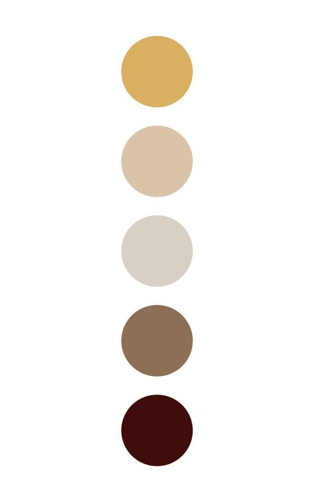 10 Sophisticated Color Palettes For Upscale Brands Brown Color Palette Beige Color Palette Color Palette Design