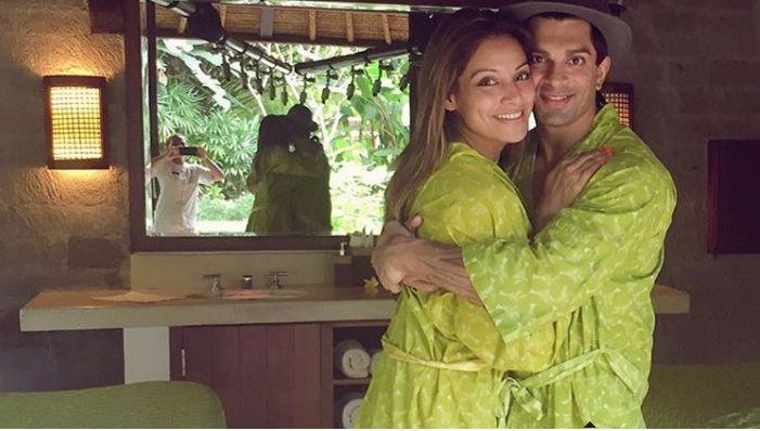 Bipasha and Karan on a Honeymoon Spree!
