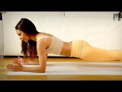 Pilates Strength Booster Anfänger: Workout für mehr Kraft und Energie! - YouTube