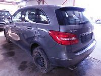 Mercedes-Benz B 180 CDI BlueEFFICIENCY EDITION 1