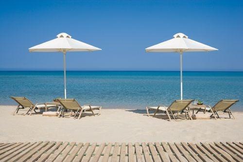 Sani Beach Greece