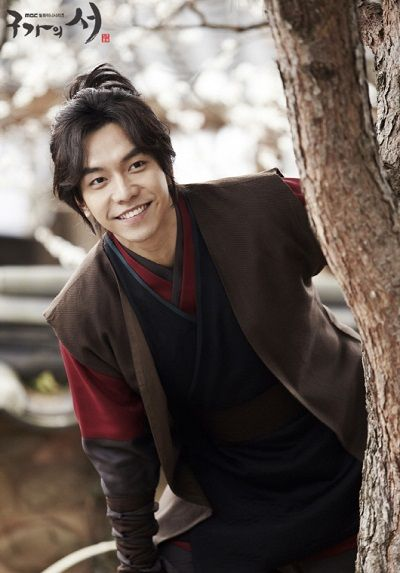 Gu Family Book - His girlfriend was a gumiho, now he is part gumiho :) Oh Lee Sung Gi he he