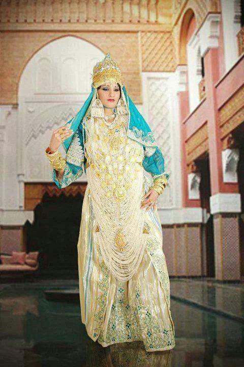 Chedda Tlemcen. Algeria