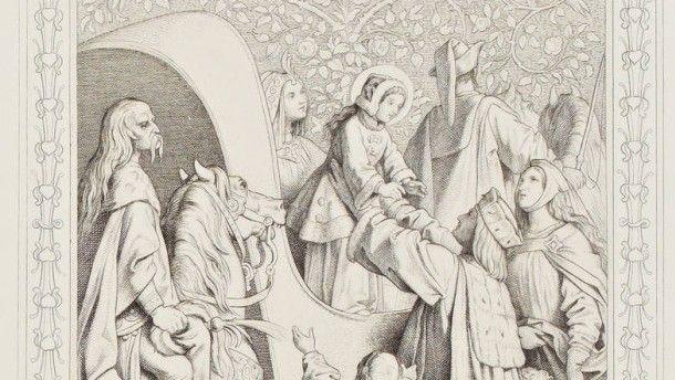 Deutsche Romantik: Bei Elisabeth, Rübezahl, Genoveva und den anderen