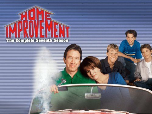 "Home Improvement 7x08 ""Losing My Religion"" - YouTube"