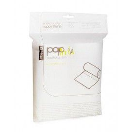 Papierki Jednorazowe, Biodegradowalne, 160 sztuk, Close Parent! Wkładka jednorazowa, biodegradowalna. Celuluzowe wkładki są pomocne w utrzymaniu czystości pieluszki i pupy dziecka. Wkładki są wygodne w użyciu, gdyż ograniczają zabrudzenie pieluszki, dzięki czemu łatwiej je wyprać.  www.naturepolis.pl/pl/wklady-i-wkladki-do-pieluszek/279-papierki-jednorazowe-biodegradowalne-160-sztuk-close-parent-5060123252880.html