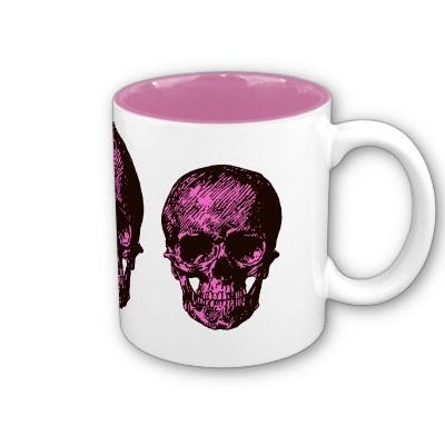 Pink skull $17.75Skull 1775