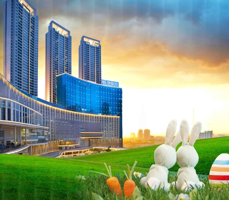 Easter is just a couple of weeks away... Let's celebration with us www.pullmanjakartacentralpark.com