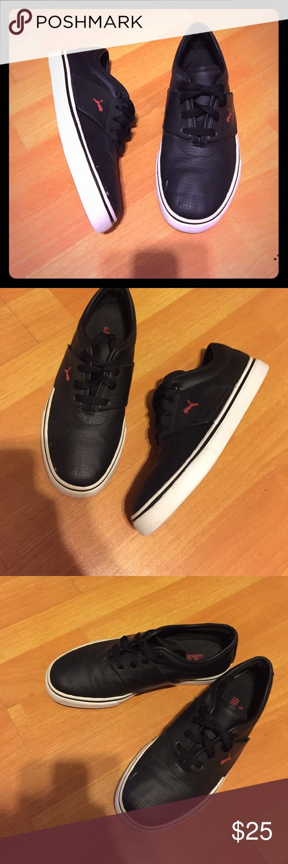 puma sneakers size 5