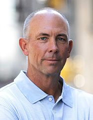 """Tom Lehman is one of the most persevering professional golfers in history. Most players on the PGA Tour will tell you he is also one of the best people. He has a strong faith in God, and always tries to be the best person he can be. He says of his life, """"I want the people around me to be happy that I'm a friend of theirs. You know, I make their lives better."""""""