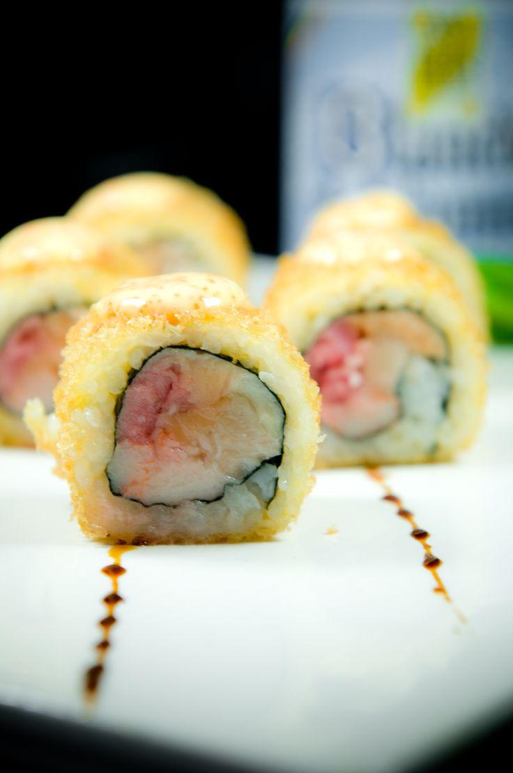 japanese food makes me happy